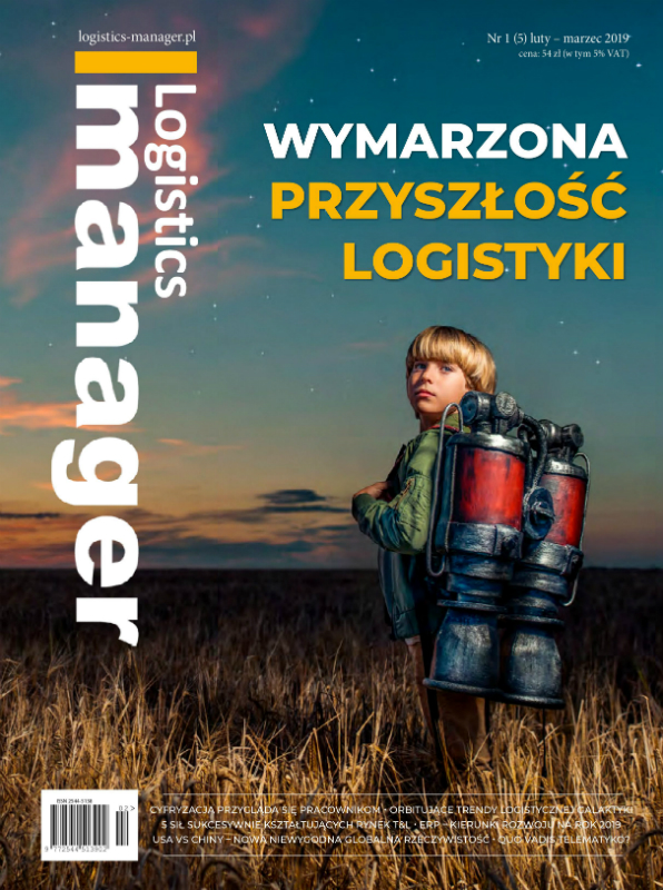 Logistics Manager Nr 1_okładka